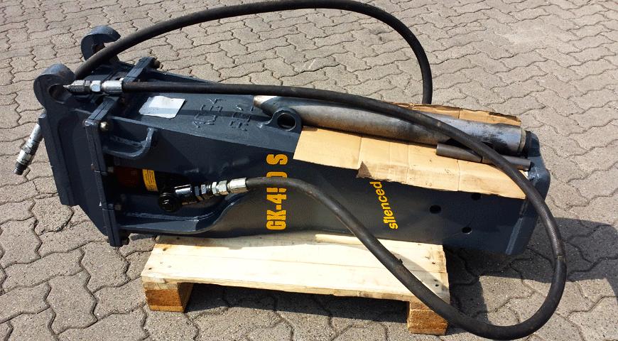 Riparazione martelli idraulici - Eusiti