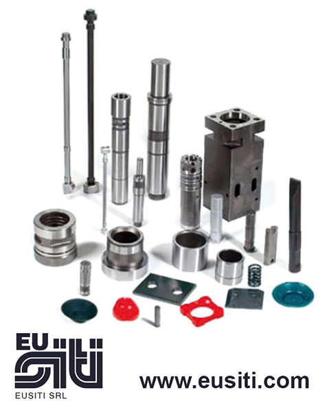 Ricambi martelli demolitori idraulici - Eusiti