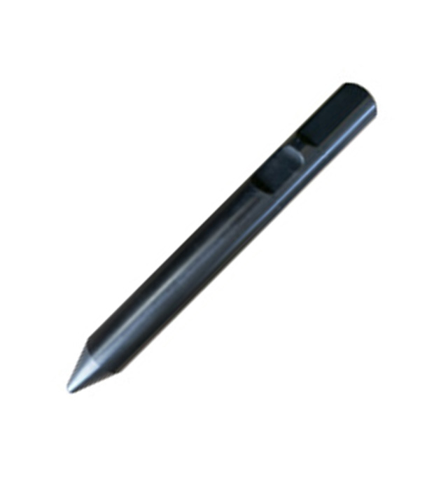 Punta a cono - Punte utensili martelli demolitori idraulici - Eusiti
